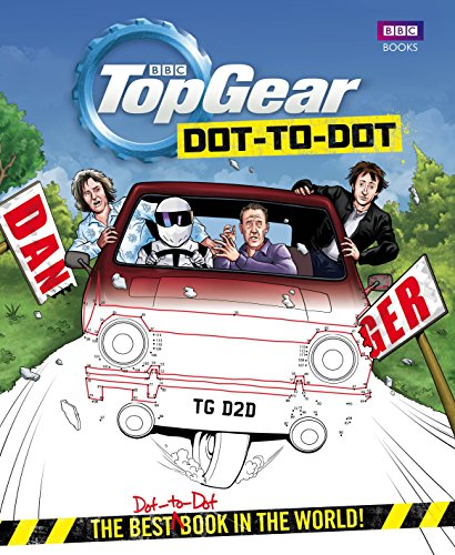9781849908535: Top Gear Dot-to-Dot: The Best Dot-to-Dot Book in the World!