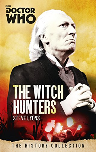 Doctor Who: Witch Hunters: The History Collection (Dr Who the History Collection): Lyons, Steve