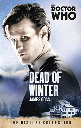 9781849909075: DOCTOR WHO: DEAD OF WINTER