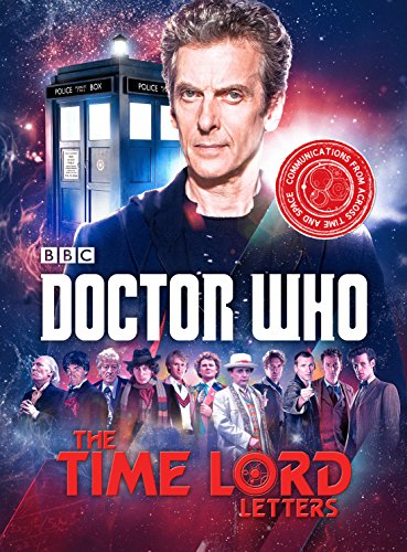 9781849909631: Doctor Who: The Time Lord Letters