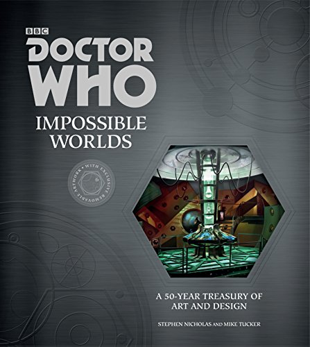 Doctor Who: Impossible Worlds: Stephen Nicholas