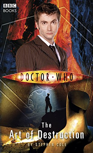9781849909877: Doctor Who: The Art of Destruction