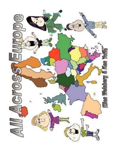 All Across Europe: Ellen Weisberg