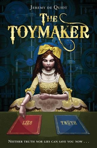 9781849920049: The Toymaker