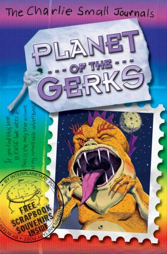 9781849920216: Charlie Small: Planet of the Gerks