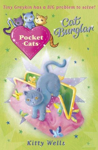 Pocket Cats: Cat Burglar: Wells, Kitty
