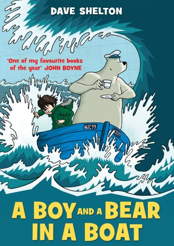 9781849920520: A Boy and a Bear in a Boat, A