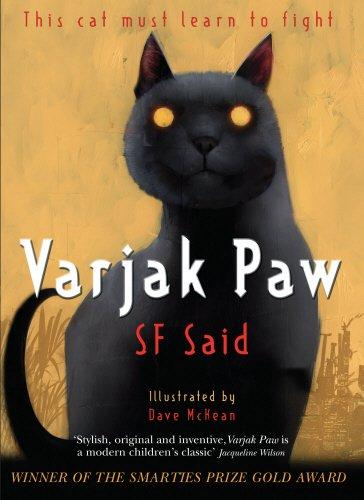 9781849920575: Varjak Paw