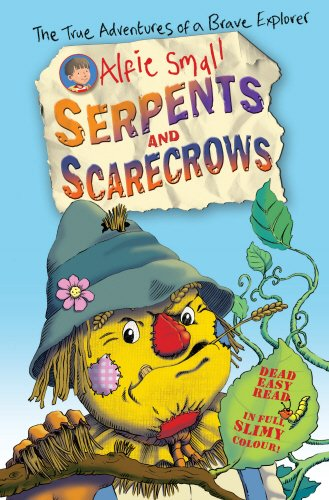 9781849921213: Alfie Small: Serpents and Scarecrows: Colour First Reader