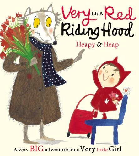 9781849921459: Very Little Red Riding Hood