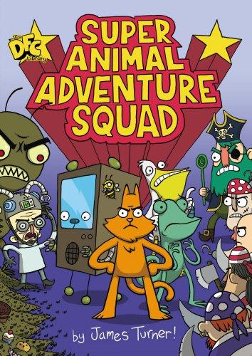 9781849921725: DFC Library: Super Animal Adventure Squad