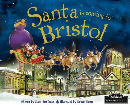 9781849932059: Santa Is coming to Bristol
