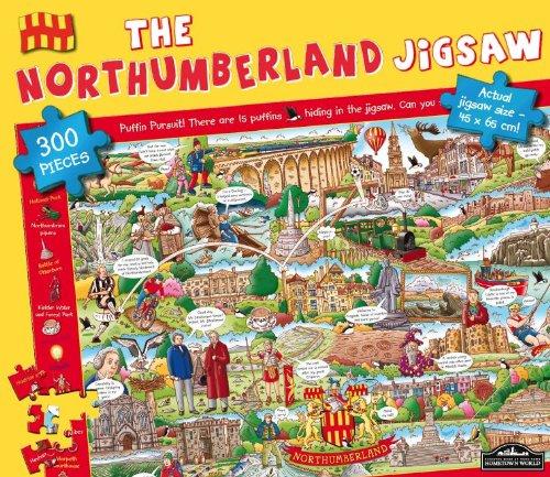 9781849932394: Northumberland Jigsaw