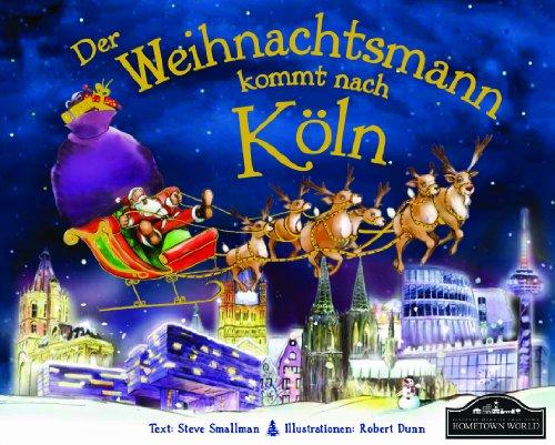 9781849933568: Der Weihnachtsmann kommt nach Köln