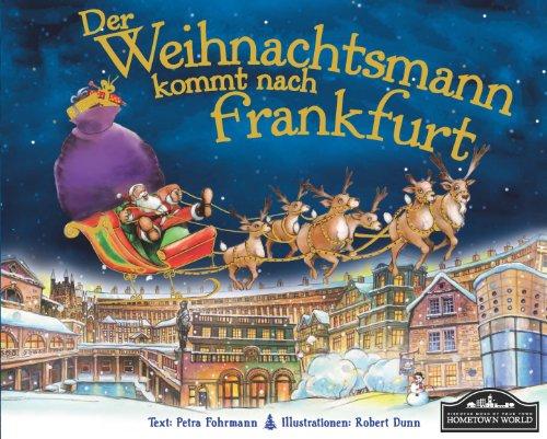 9781849933582: Der Weihnachtsmann kommt nach Frankfurt