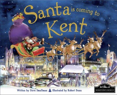 9781849933971: Santa is Coming to Kent