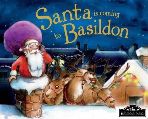 Santa is coming to Basildon: Steve Smallman
