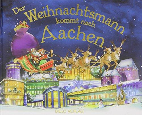 9781849937689: Der Weihnachtsmann kommt nach Aachen