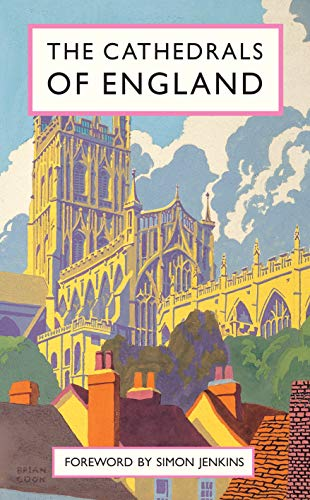 9781849940290: The Cathedrals of England