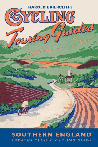 9781849940399: Cycling Touring Guide: Southern England