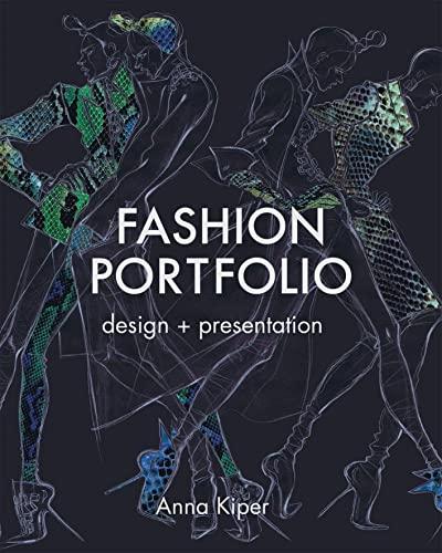 9781849940856: Fashion Portfolio: Design & Presentation