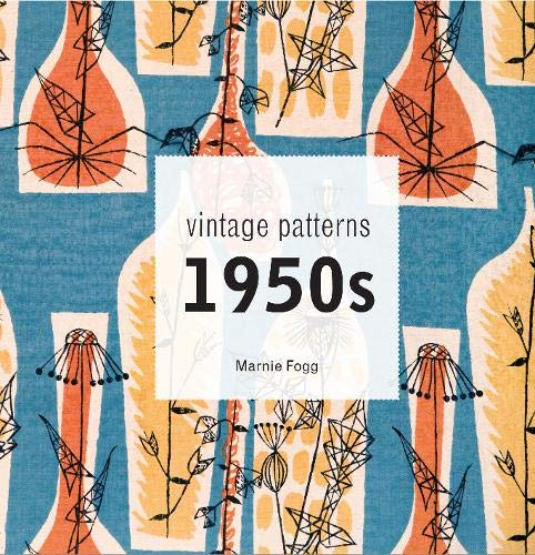 9781849940948 Vintage Patterns 1950s A Classic Scrapbook Of 1950s