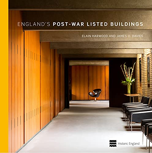 9781849941464: England's Post-War Listed Buildings