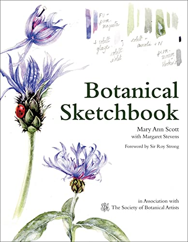 9781849941518: Botanical Sketchbook: A Guide and Inspiration for Any Botanical Artist: Drawing, painting and illustration for botanical artists