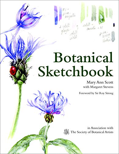 9781849941518: Botanical Sketchbook