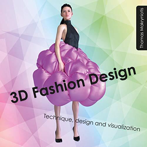 9781849942935: 3D Fashion Design: Technique, Design and Visualization