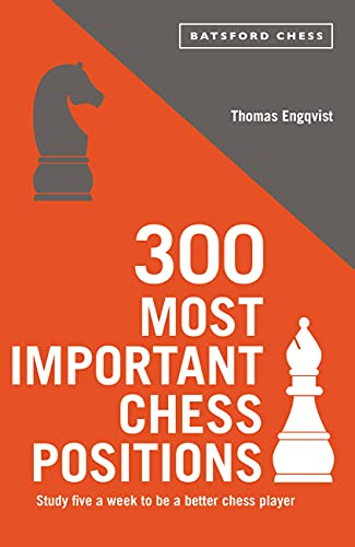 9781849945127: 300 Most Important Chess Positions (Batsford Chess)