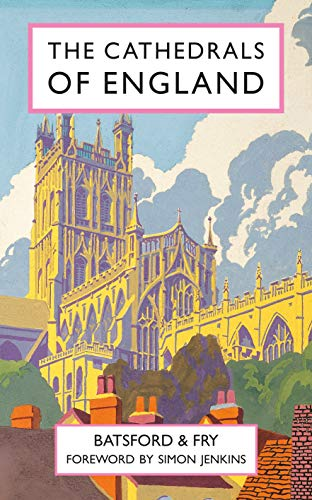 9781849945462: The Cathedrals of England