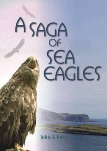 9781849950800: A Saga of Sea Eagles
