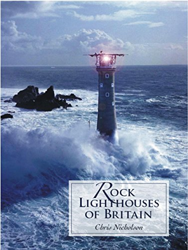 9781849951371: Rock Lighthouses of Britain
