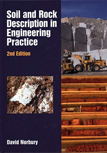 9781849951791: Soil and Rock Description in Engineering Practice