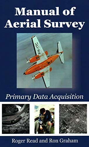 9781849952866: Manual of Aerial Survey: Primary Data Acquisition
