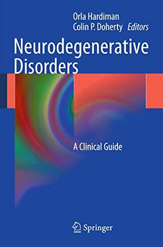 9781849960106: Neurodegenerative Disorders: A Clinical Guide