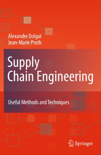 9781849960168: Supply Chain Engineering: Useful Methods and Techniques