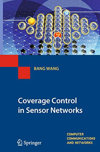9781849960588: Coverage Control in Sensor Networks (Computer Communications and Networks)