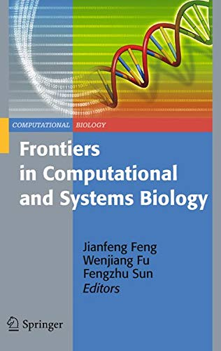 9781849961950: Frontiers in Computational and Systems Biology (Computational Biology)