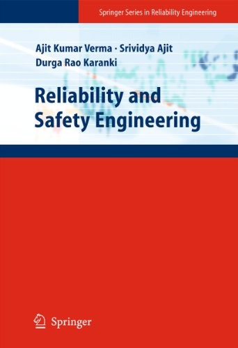9781849962315: Reliability and Safety Engineering (Springer Series in Reliability Engineering)
