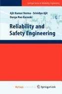 9781849962339: Reliability and Safety Engineering