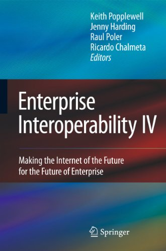 Enterprise Interoperability IV: Keith Popplewell