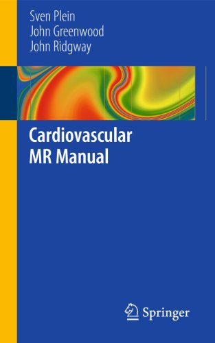 9781849963619: Cardiovascular MR Manual