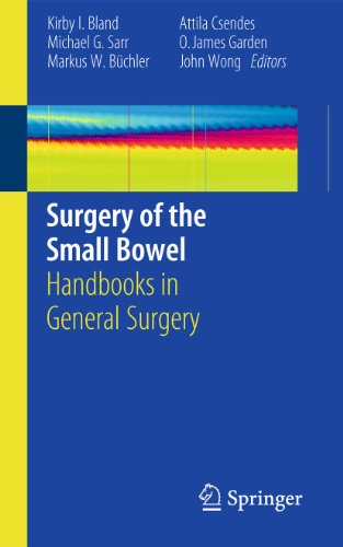 Surgery of the Small Bowel: Handbooks in