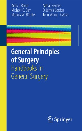General Principles of Surgery: Handbooks in General: Kirby I. Bland