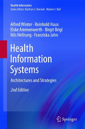 9781849964401: Health Information Systems: Architectures and Strategies (Health Informatics)