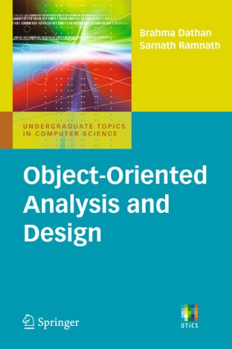 9781849965217: Object-Oriented Analysis and Design (Undergraduate Topics in Computer Science)