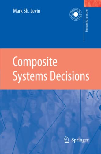 9781849965392: Composite Systems Decisions (Decision Engineering)