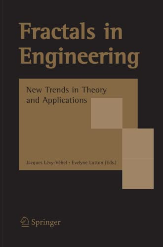 9781849965507: Fractals in Engineering: New Trends in Theory and Applications